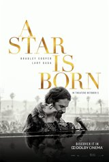 A STAR IS BORN poster missing