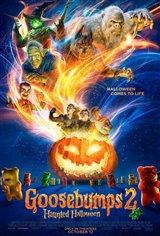 GOOSEBUMPS 2 poster missing