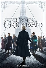 FANTASTIC BEASTS:THE CRIMES OF GRINDELWALD 3D