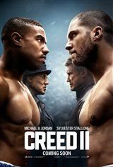 CREED 2 poster missing