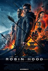 ROBIN HOOD poster missing