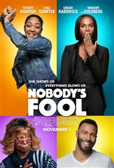 NOBODY'S FOOL poster missing