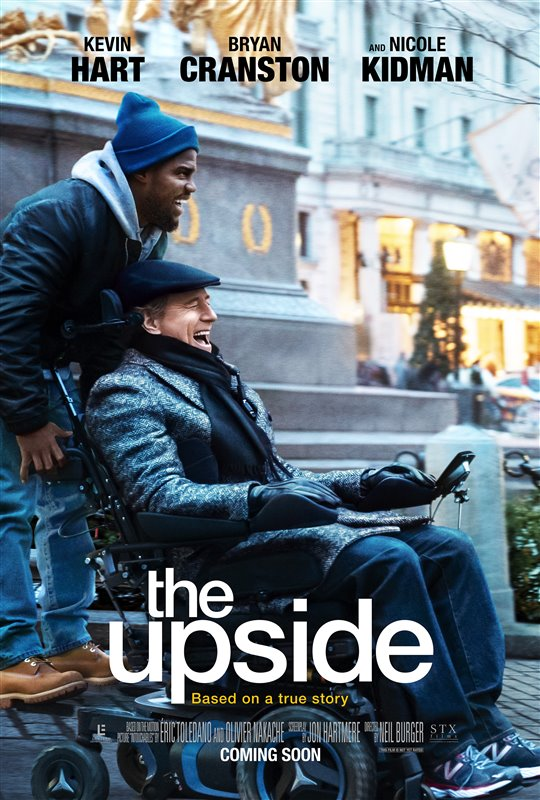 THE UPSIDE poster missing