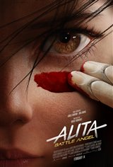 ALITA:BATTLE ANGEL 3D