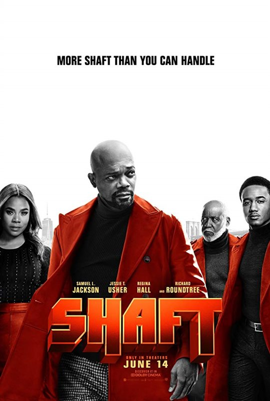 SHAFT poster missing