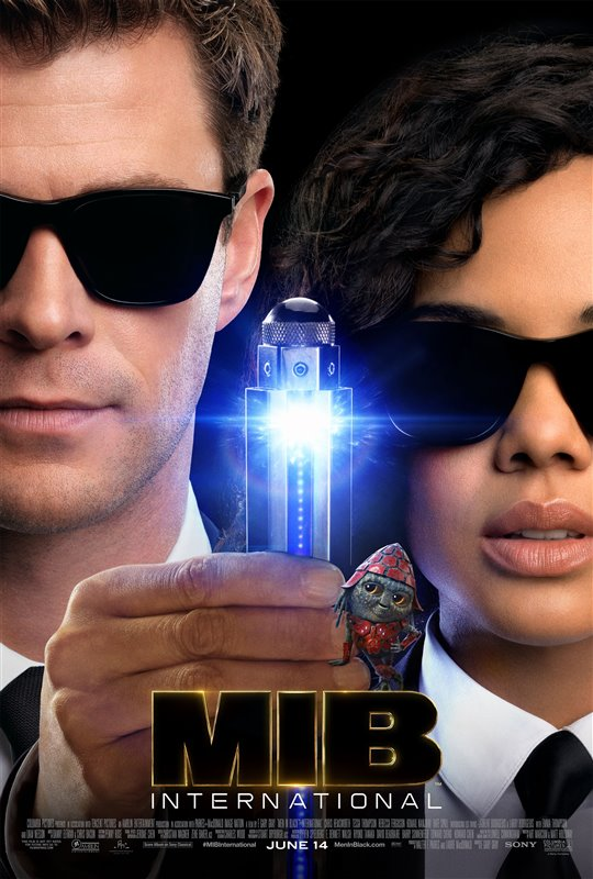 MEN IN BLACK: INTERNATIONAL  poster missing