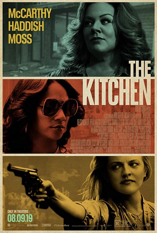 THE KITCHEN poster missing