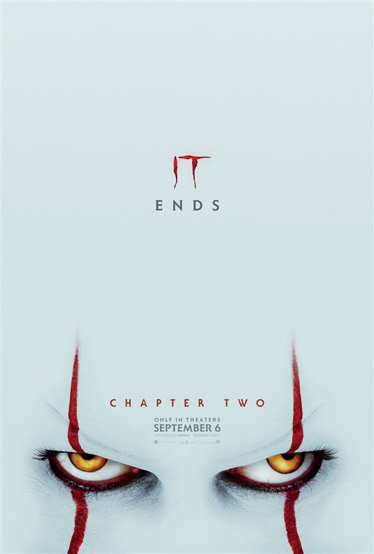 IT: CHAPTER TWO  poster missing