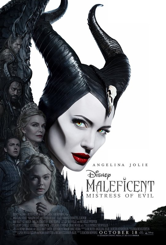 MALEFICENT 2 poster missing