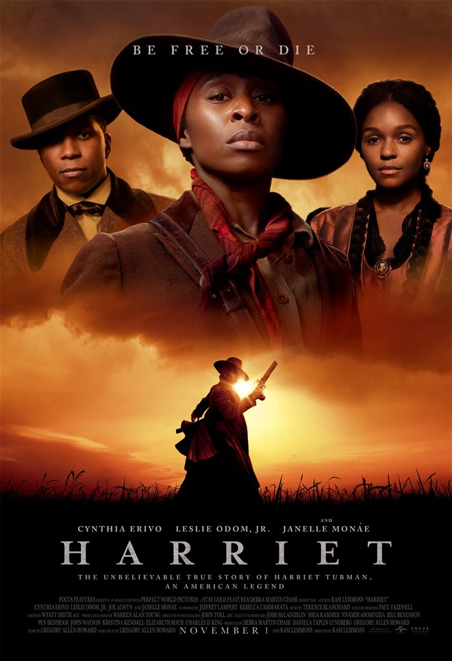 HARRIET  (LAST SHOWING THURSDAY)