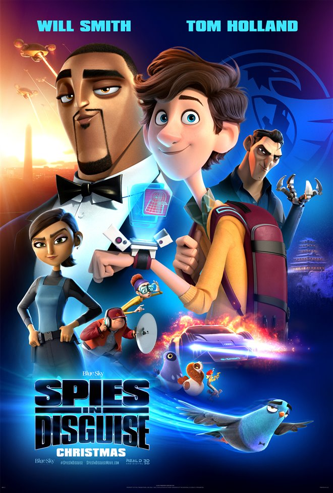 SPIES IN DISGUISE  poster missing