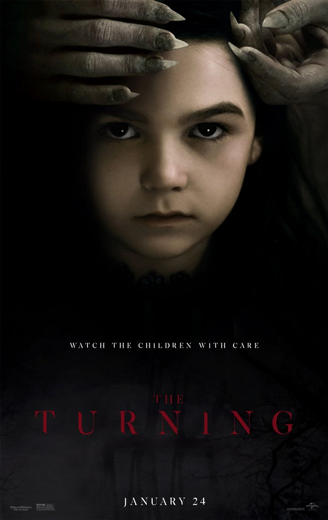 THE TURNING poster missing