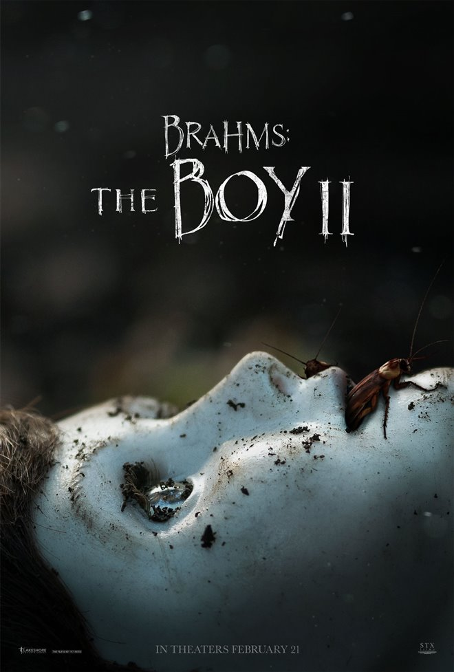 BRAHMS: THE BOY 2 poster missing
