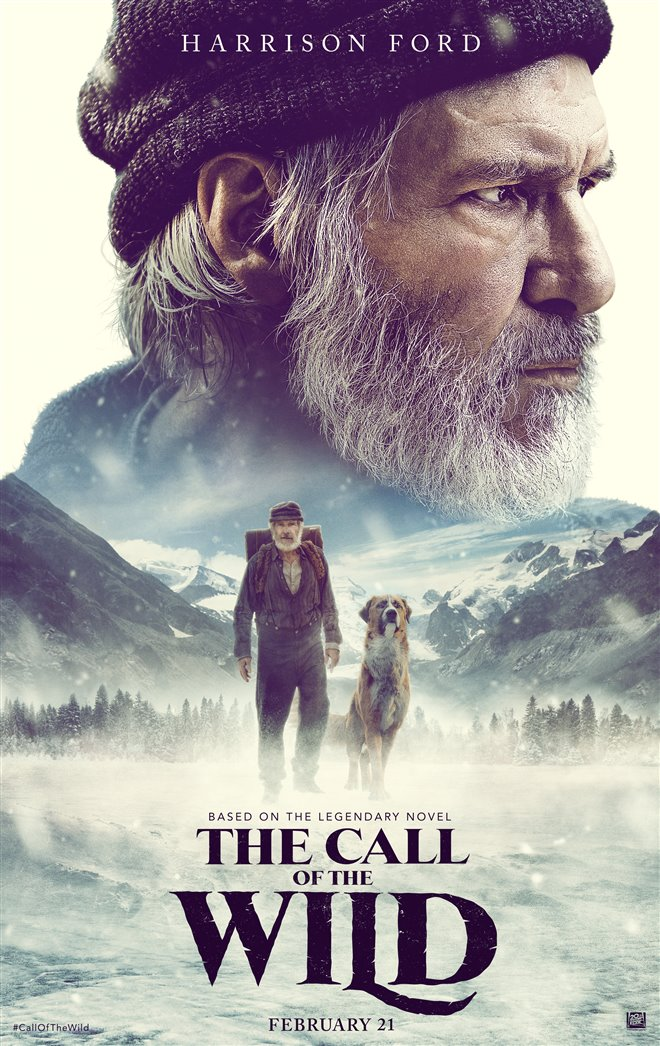 CALL OF THE WILD  poster missing