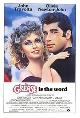 GREASE (SATURDAY JULY 4) poster missing