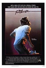 FOOTLOOSE (TUESDAY JULY 7) poster missing
