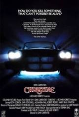 CHRISTINE (THURSDAY JULY 9) poster missing