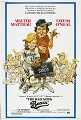 BAD NEWS BEARS (SUNDAY AUGUST 9 - DRIVE IN) poster missing