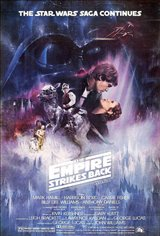 STARWARS EMPIRE STRIKES BACK 40TH ANNIVERSARY (REMASTERED) poster missing