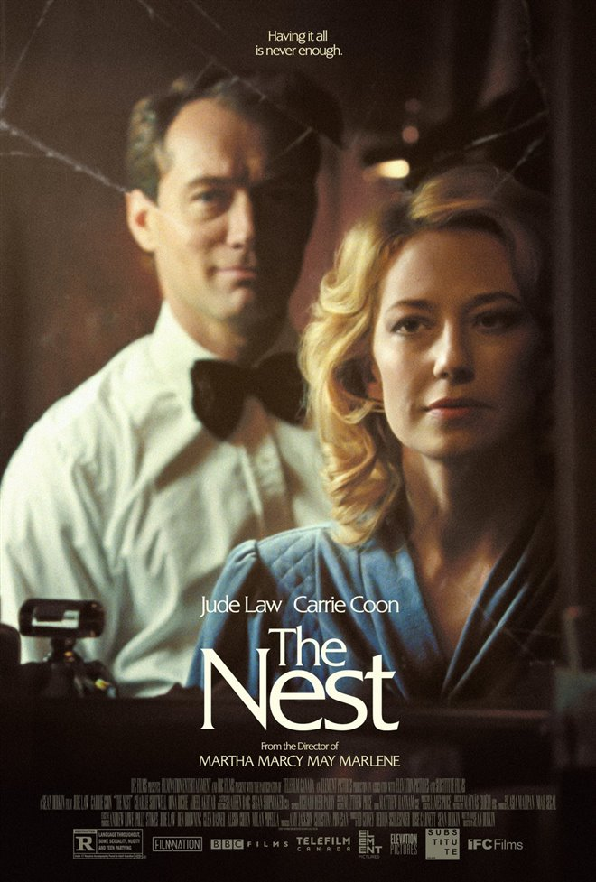 THE NEST poster missing