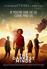 THE DARKEST MINDS poster missing