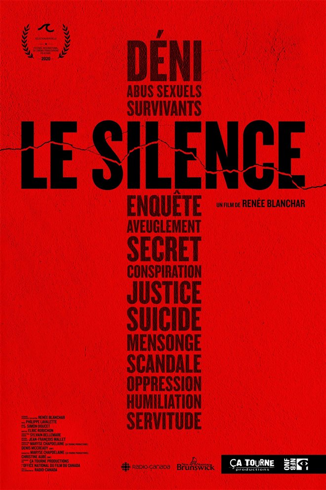 LE SILENCE  (VF) poster missing