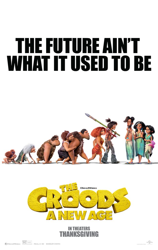 THE CROODS: A NEW AGE poster missing